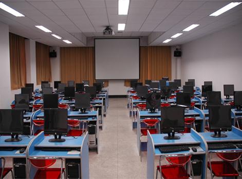 汇文中学必威手机网址机房系统